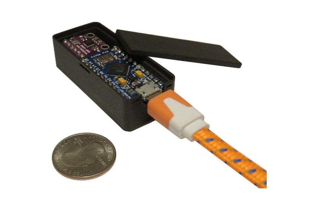TrackIMU: Camera-free Head Motion Tracker 5