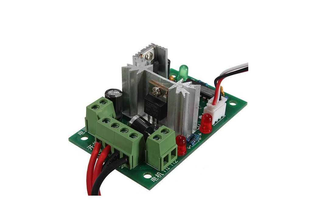 DC Motor Speed Switch Controller 3