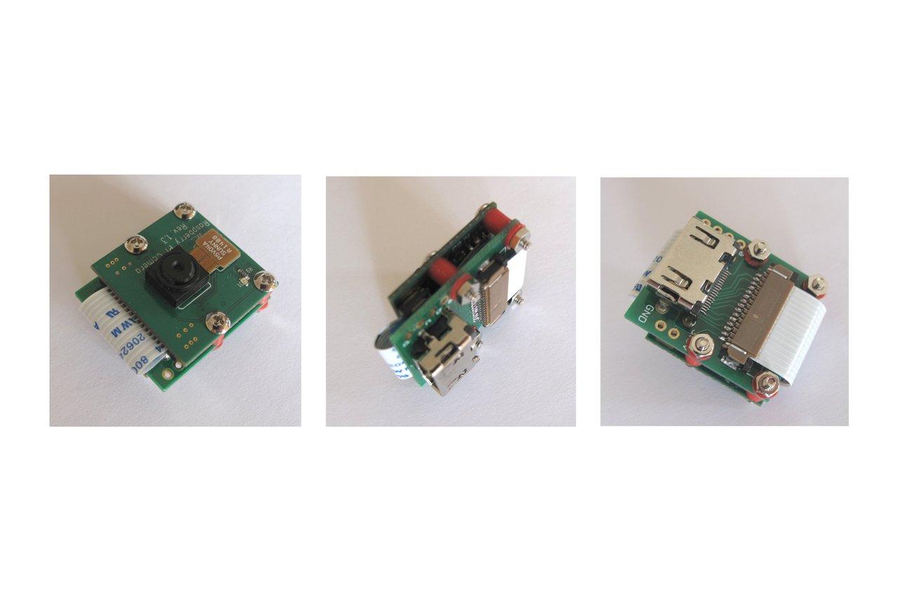 Pi Camera HDMI Cable Extension