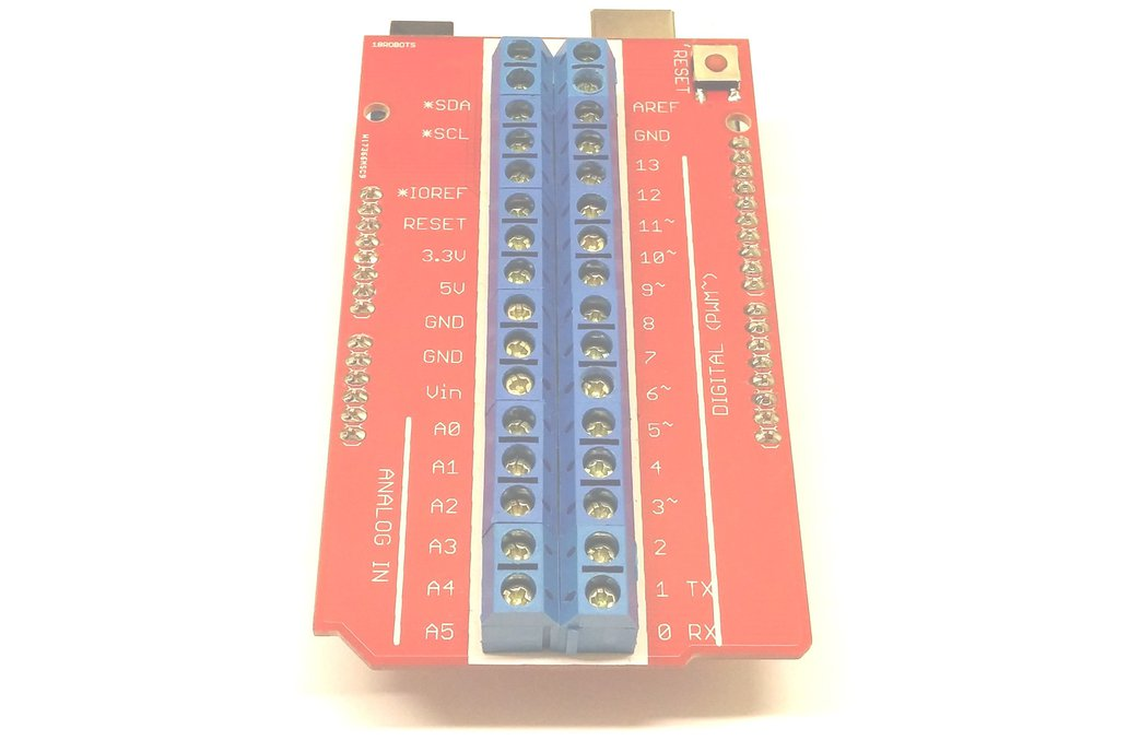 Screw Terminal Shield for Arduino 8