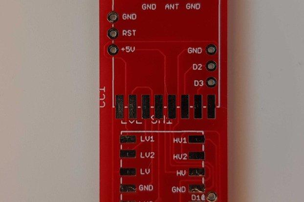 nanoCUL Adapter Board  for CC1101 433/868Mhz CUL
