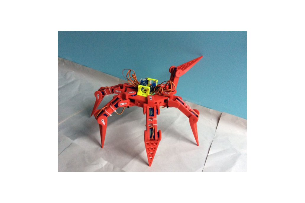 Hexapod Robotic Platform 1