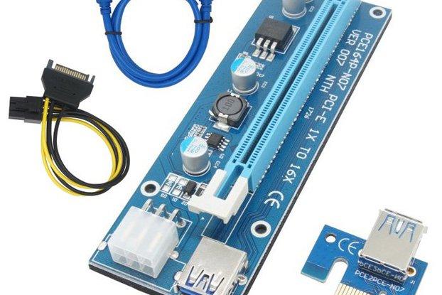 PCI-E PCI Express Riser Card