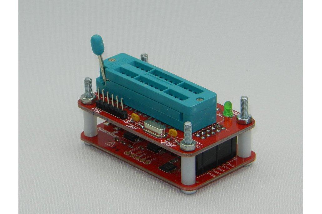 ATMEGA328 Programmer for Bus Pirate 3.6 1