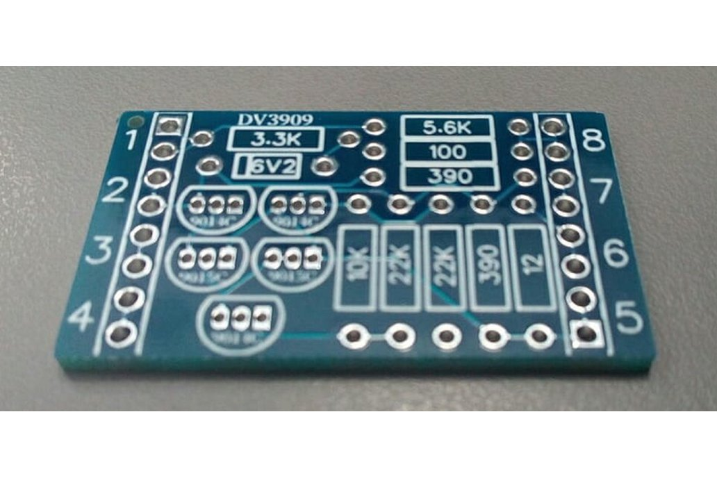 LM3909 Replica TH - PCB Only or KIT 1