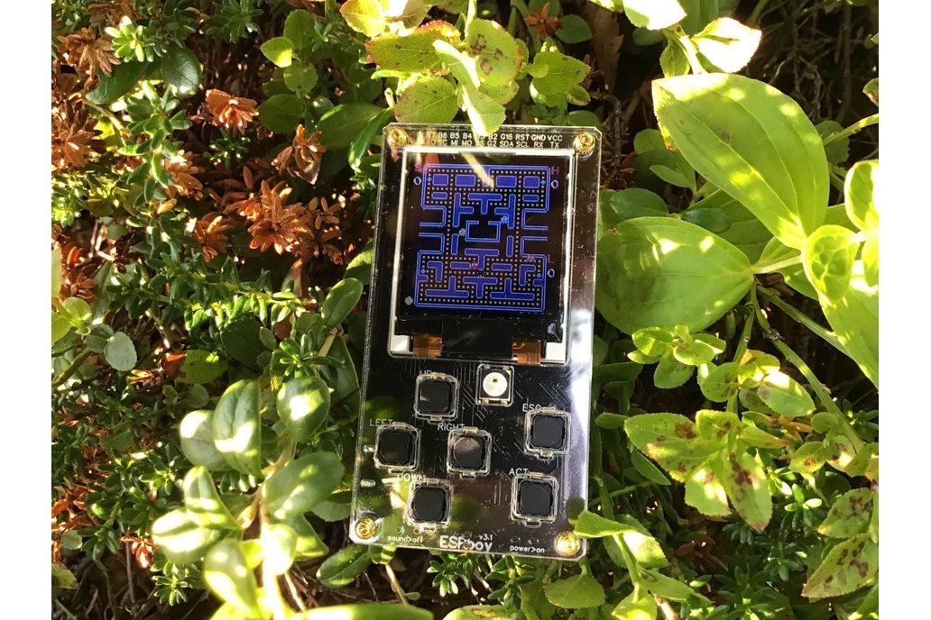 ESPboy2-Retro gaming&Software development MuliTool 1