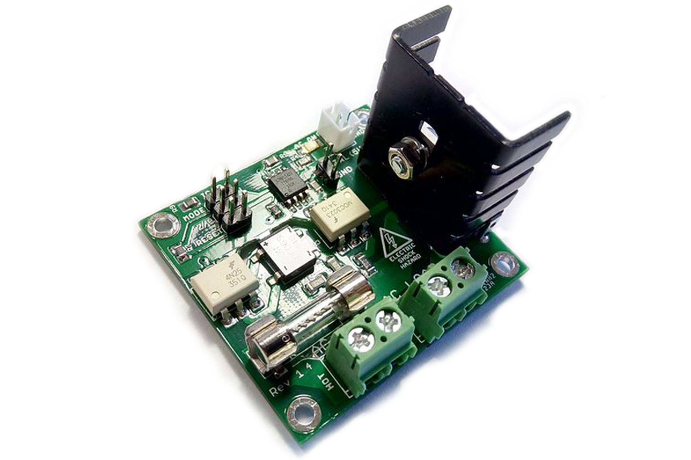 Ac 60hz 50hz Dimmer Ssr Controller Board From Thewp122 On Tindie Fan Speed Control All About Circuits Forum 1
