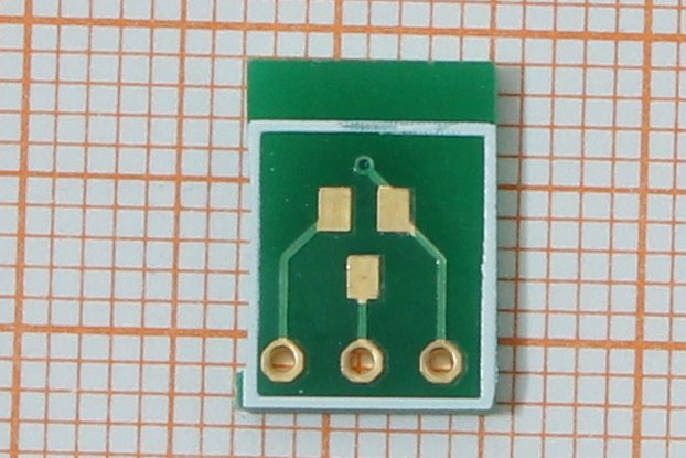 SMD Adapter SOT23, SOT323 or SC75