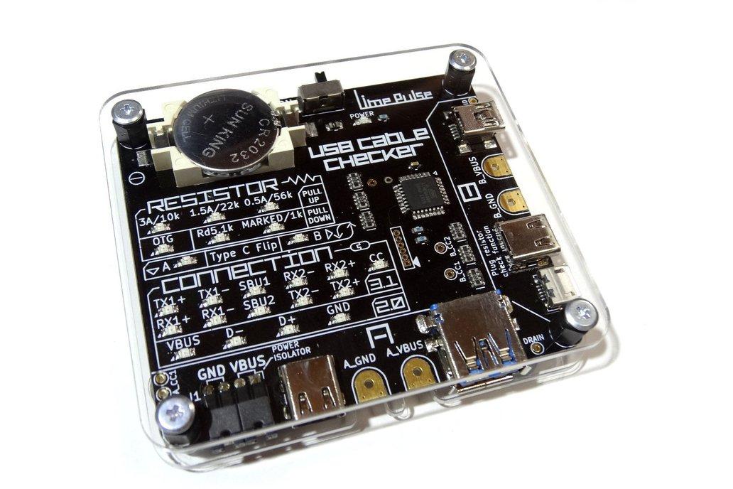 USB Cable Checker 1