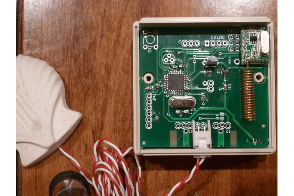 DIY Wireless Sensor board 5
