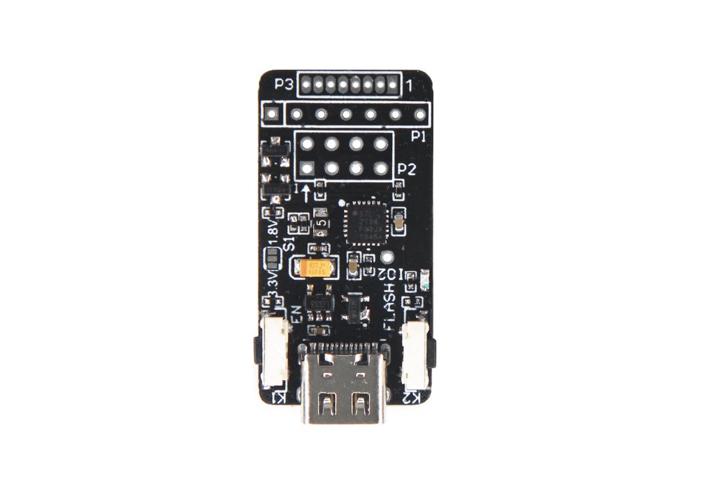 ESP Flasher Rev5  USB Type C for programming ESP32 1