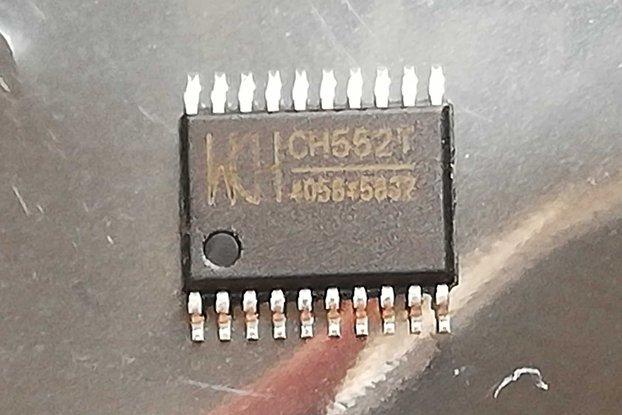 WCH CH552T E8051 8-BIT USB MCU TSSOP-20