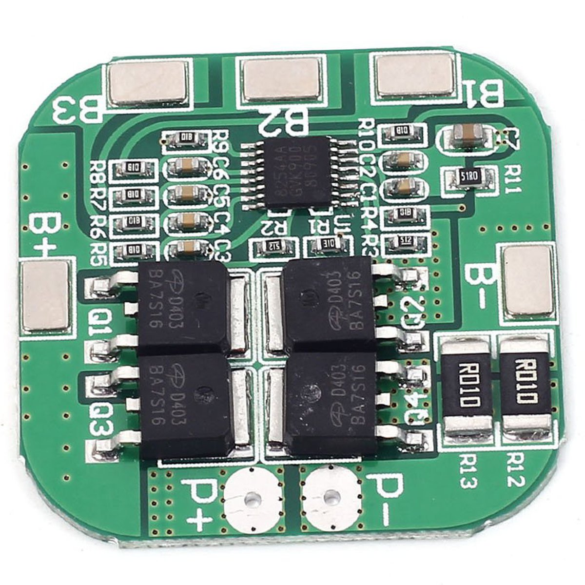 4S 14 8V Lithium Battery Protection Board(13229) from