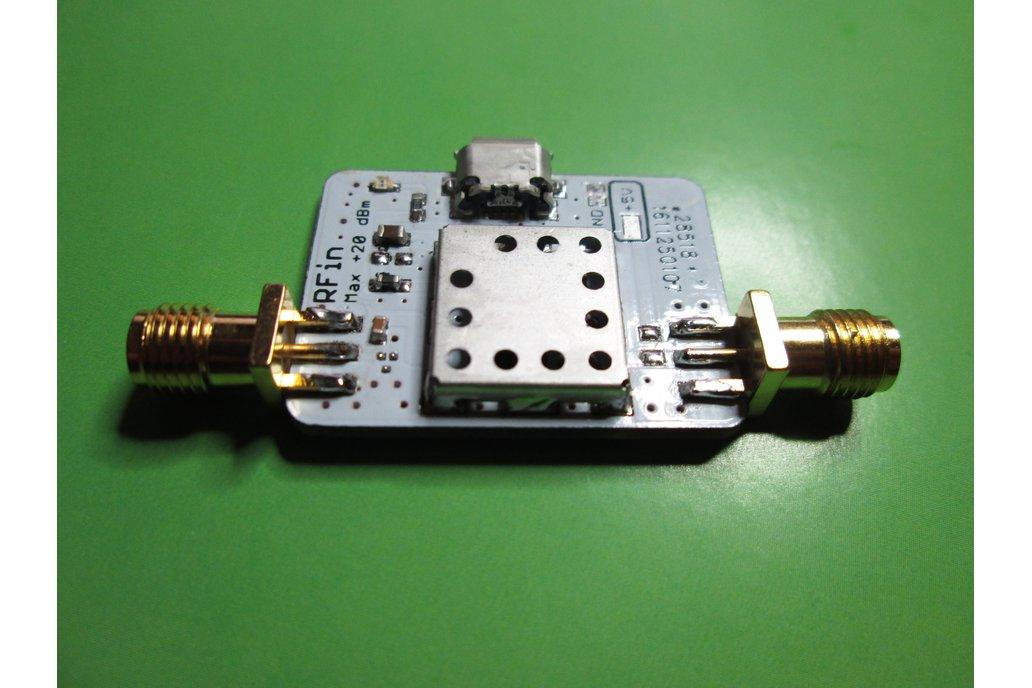 Ultra Linear LNA; 10-2000 MHz; NF 0.5dB 1