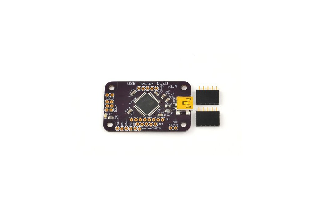 USB Tester OLED Backpack with Display 2