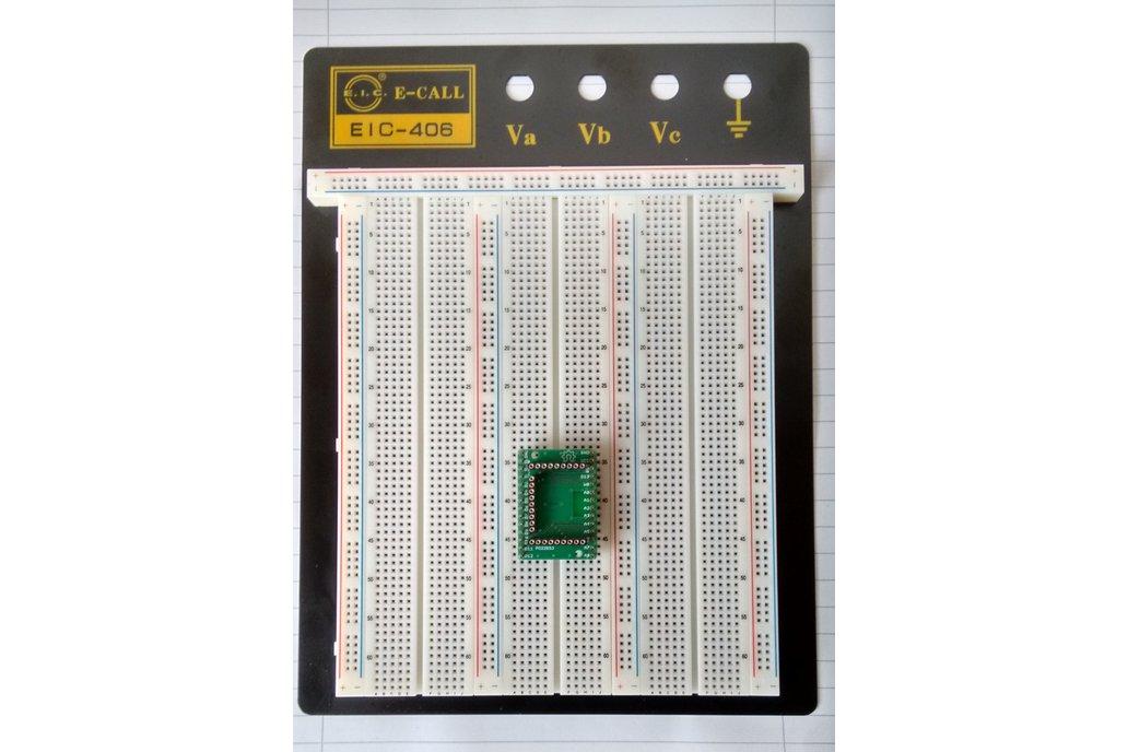 Breakout-Board (passive) for the WinoBOARD [Kit] 10