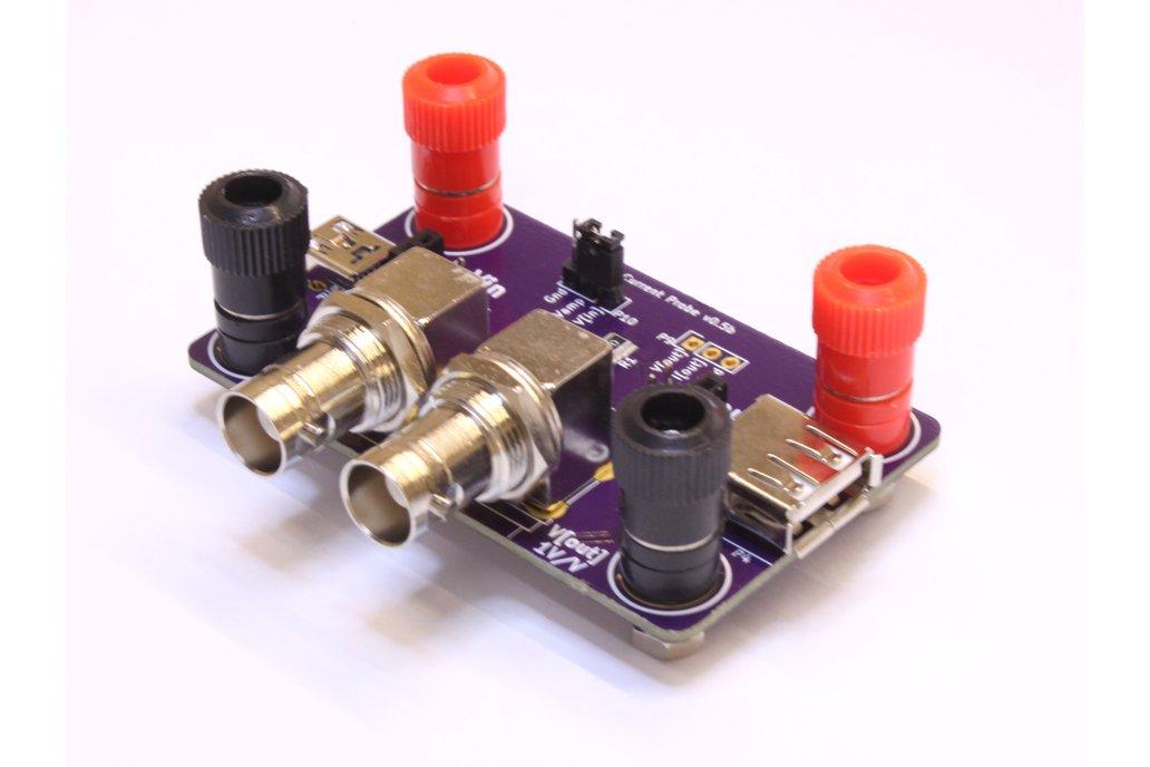 Oscilloscope Current Probe Adapter 3