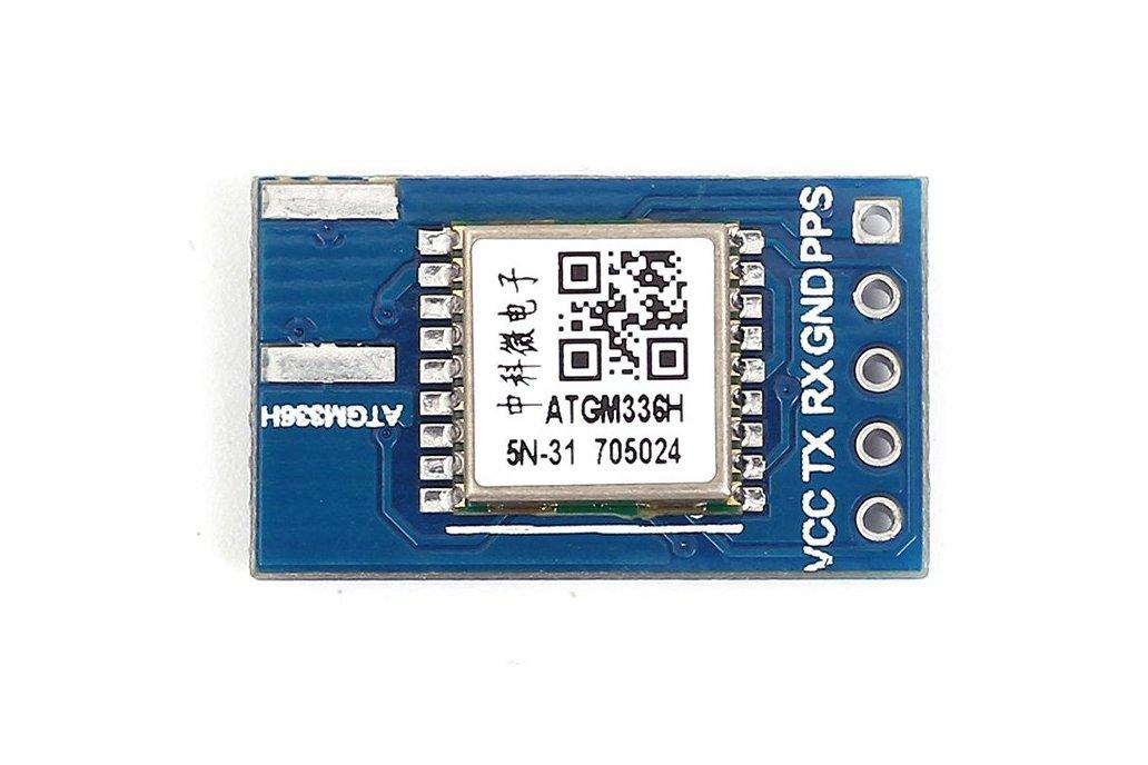 ATGM336H GPS BDS GNSS Positioning Module(12420) 4
