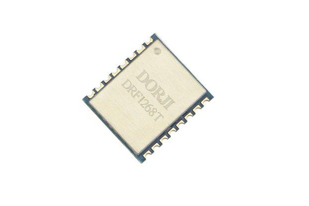 433MHz sx1268 TCXO module DRF1268T