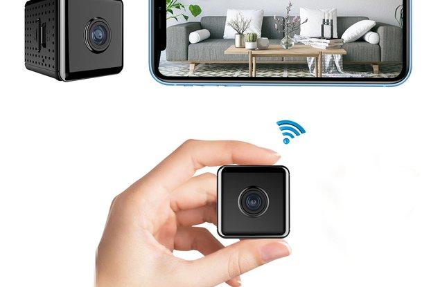 Wide Angle Wifi Camera