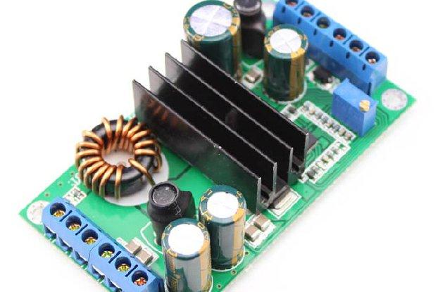LTC3780 on-board notebook power supply