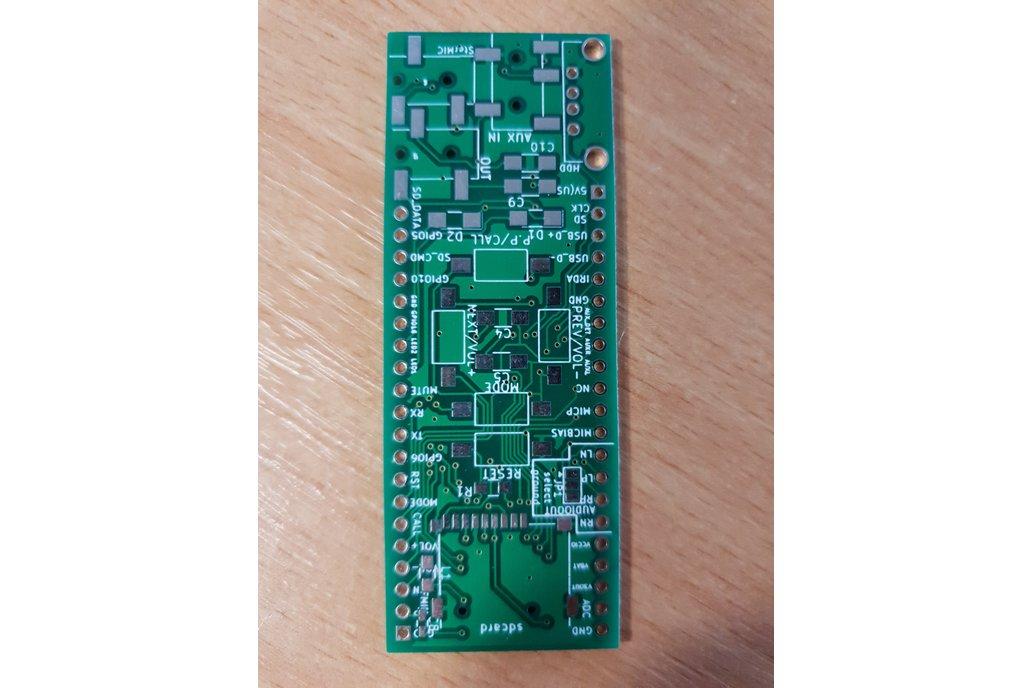Assembled advanced breadboard adapter for BK3245 8