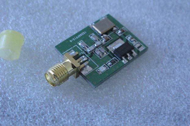 100MHz precision RF oscillator signal source 13dBm
