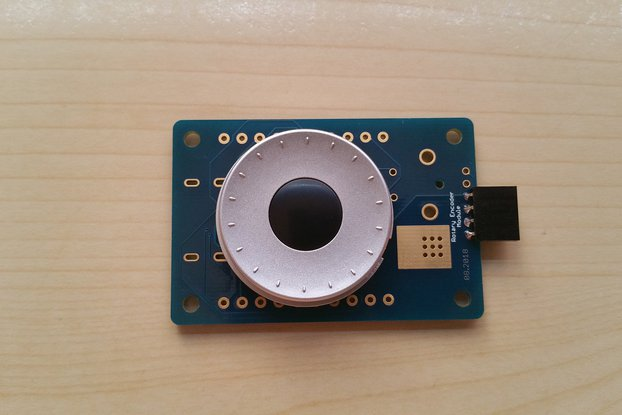 Rotary Encoder Breakout Module