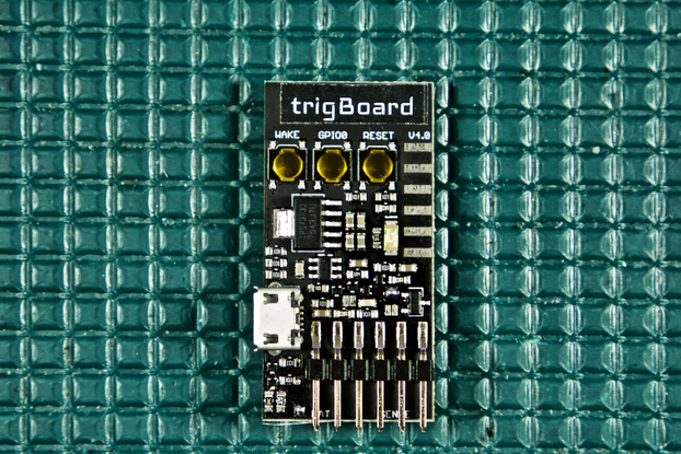 trigBoard - Ultra Low Power ESP8266 IoT Platform