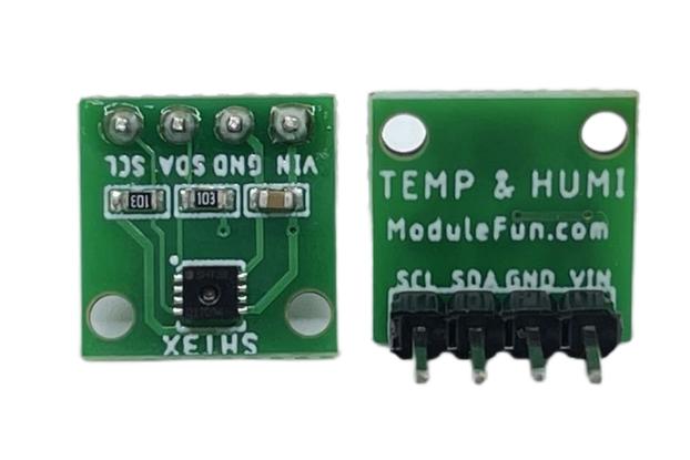 SHT30-D Temperature/Humidity Sensor Breakout
