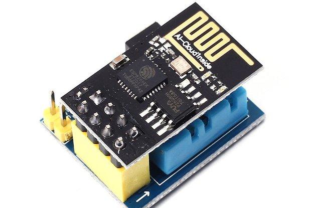 ESP8266 DHT11 Temp Humidity WiFi Module Kit(12511)