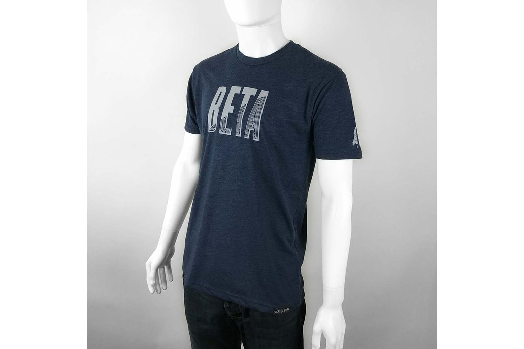 IN BETA - Mens Fashion Fitted Graphic T-Shirt 3
