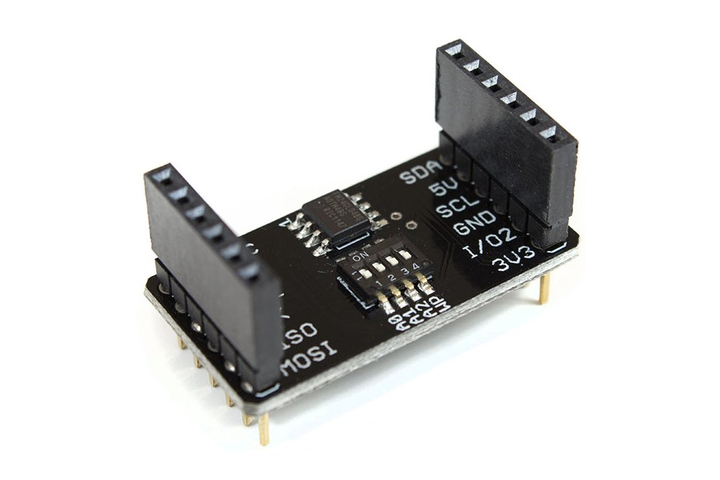 FRAM-X I2C Non-volatile, low power memory FRAM 1