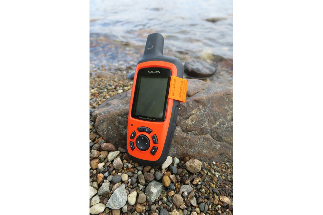 SOSlock for inReach & Spot 1
