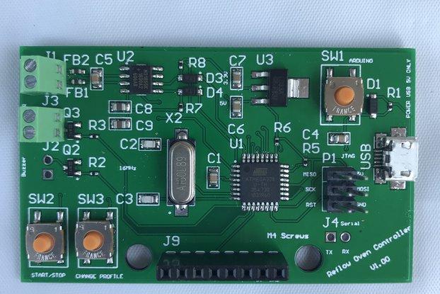 AstroSloth Reflow Oven Controller V1 Kit