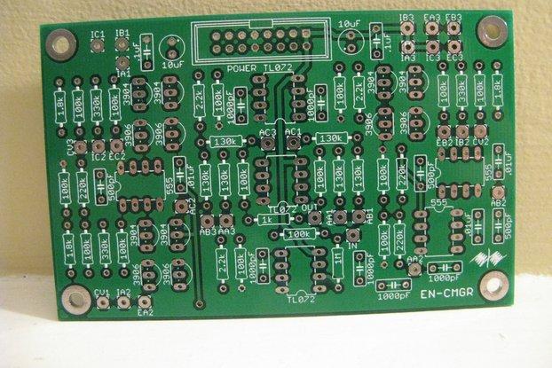 CMGR Eurorack PCB