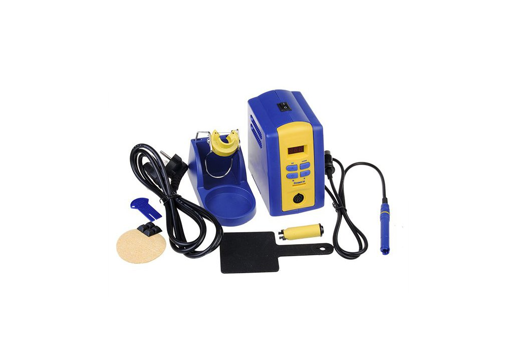 EU Plug Soldering Iron Station with Tip 1
