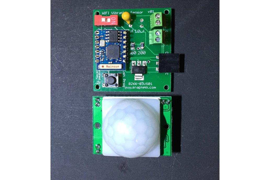 ESP8266 WIFI Movement Sensor 1