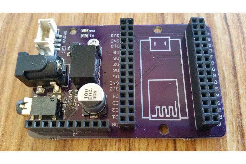 NodeMCU Energy Monitor SMD 1