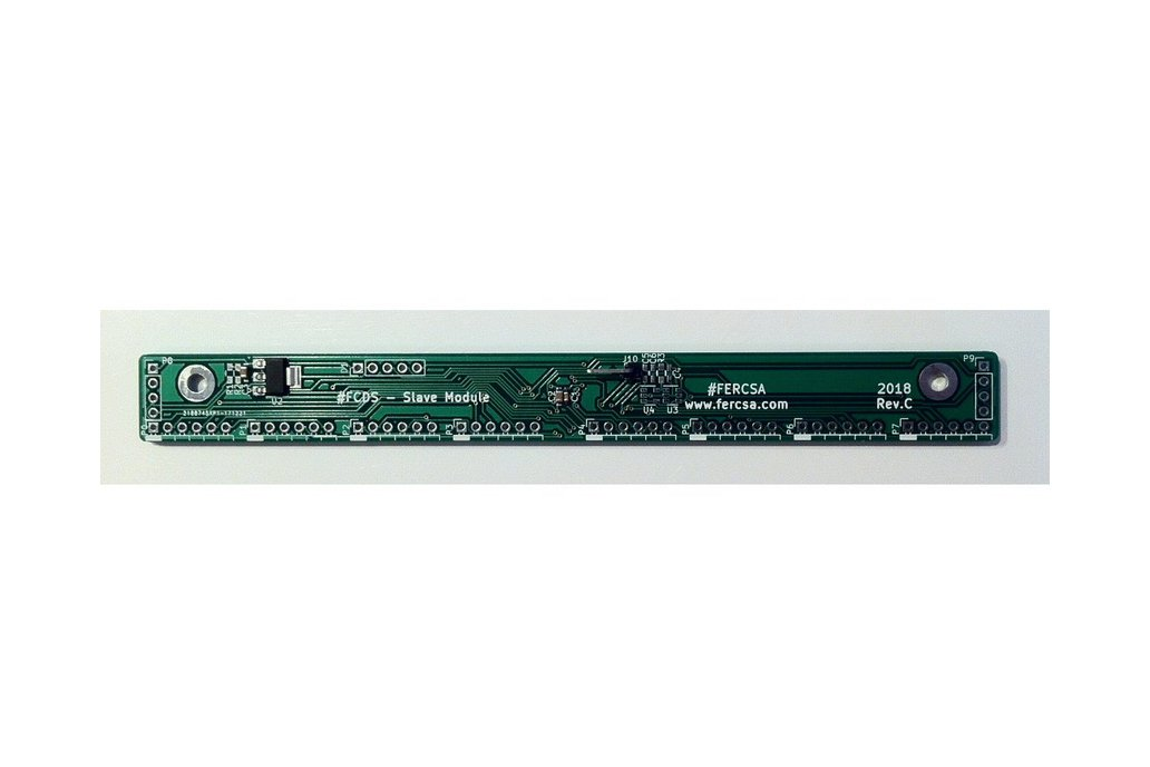 32 channel multiplexer for Arduino & Raspberry Pi 1