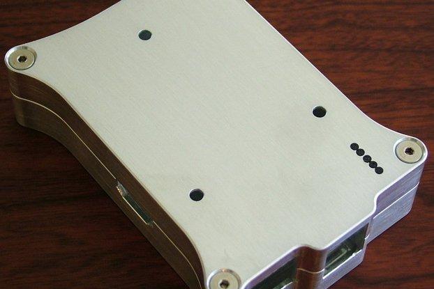 Aluminum Raspberry Pi Case