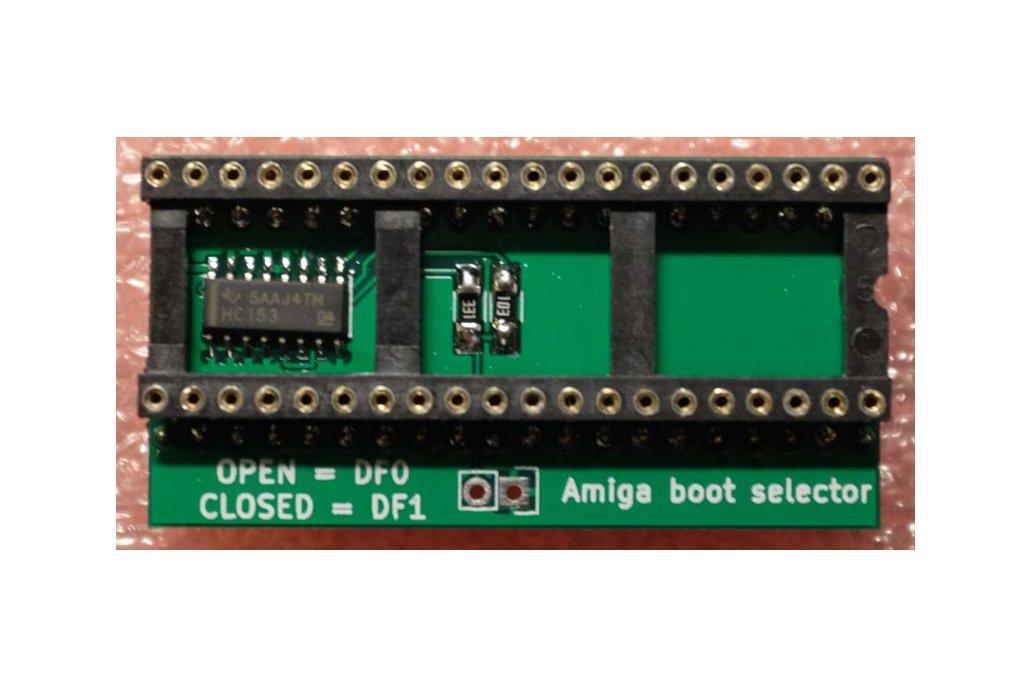 Amiga Boot Selector 1
