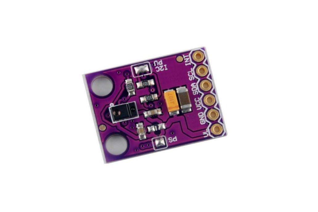Infrared gesture sensor module 1