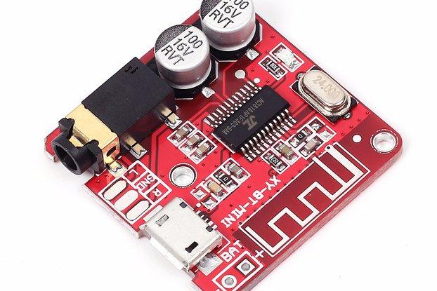 MP3 Bluetooth 4.1 Lossless Decoder Amplifier_13287
