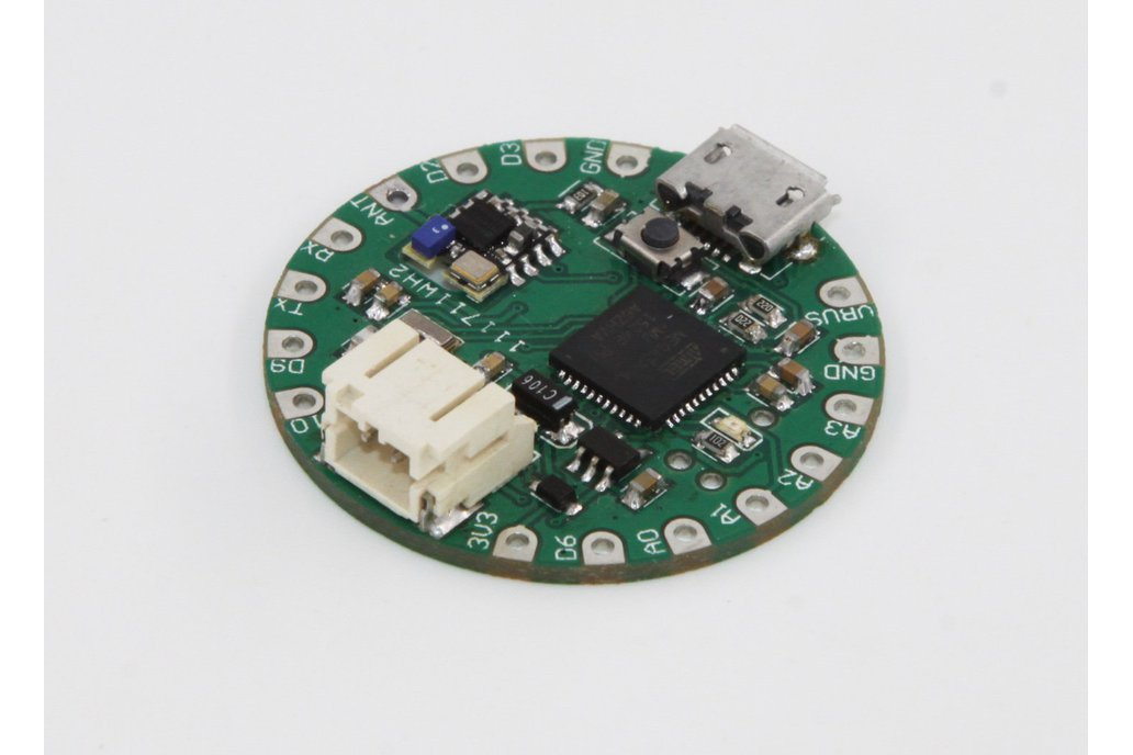 BLEPad - Wearable BLE Dev Board 1