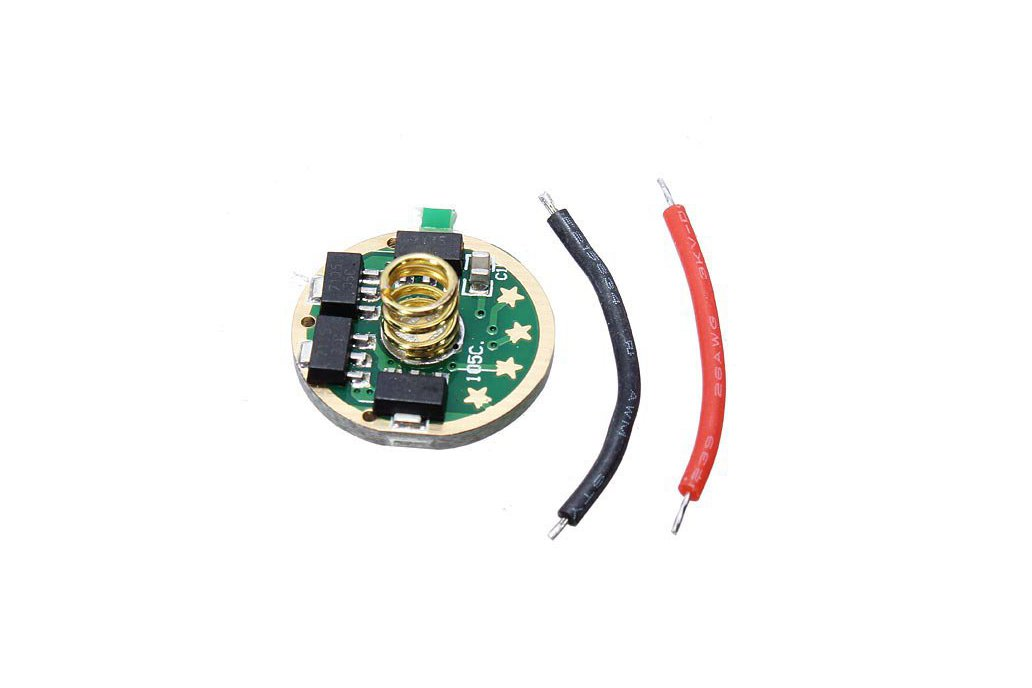 Led  Dimming Circuit Driver 1