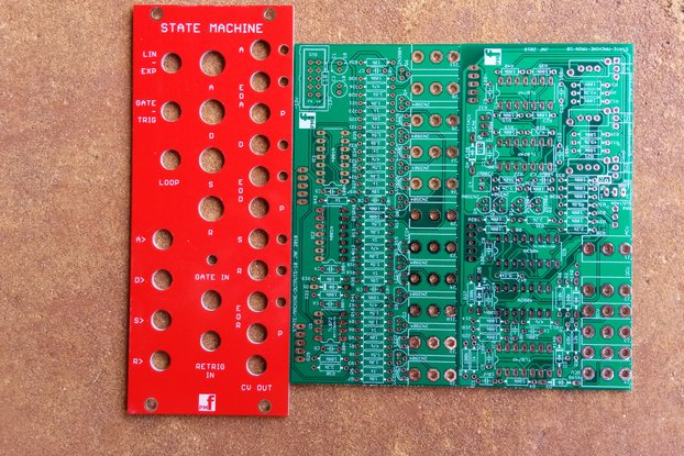 State Machine (Eurorack PCB Set)