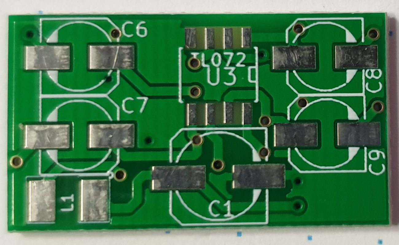 Bare PCB option
