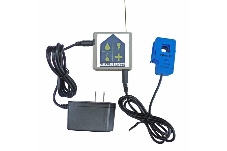 Wireless Quad Current Monitor