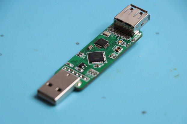 Masterkey - WiFi USB Keylogger